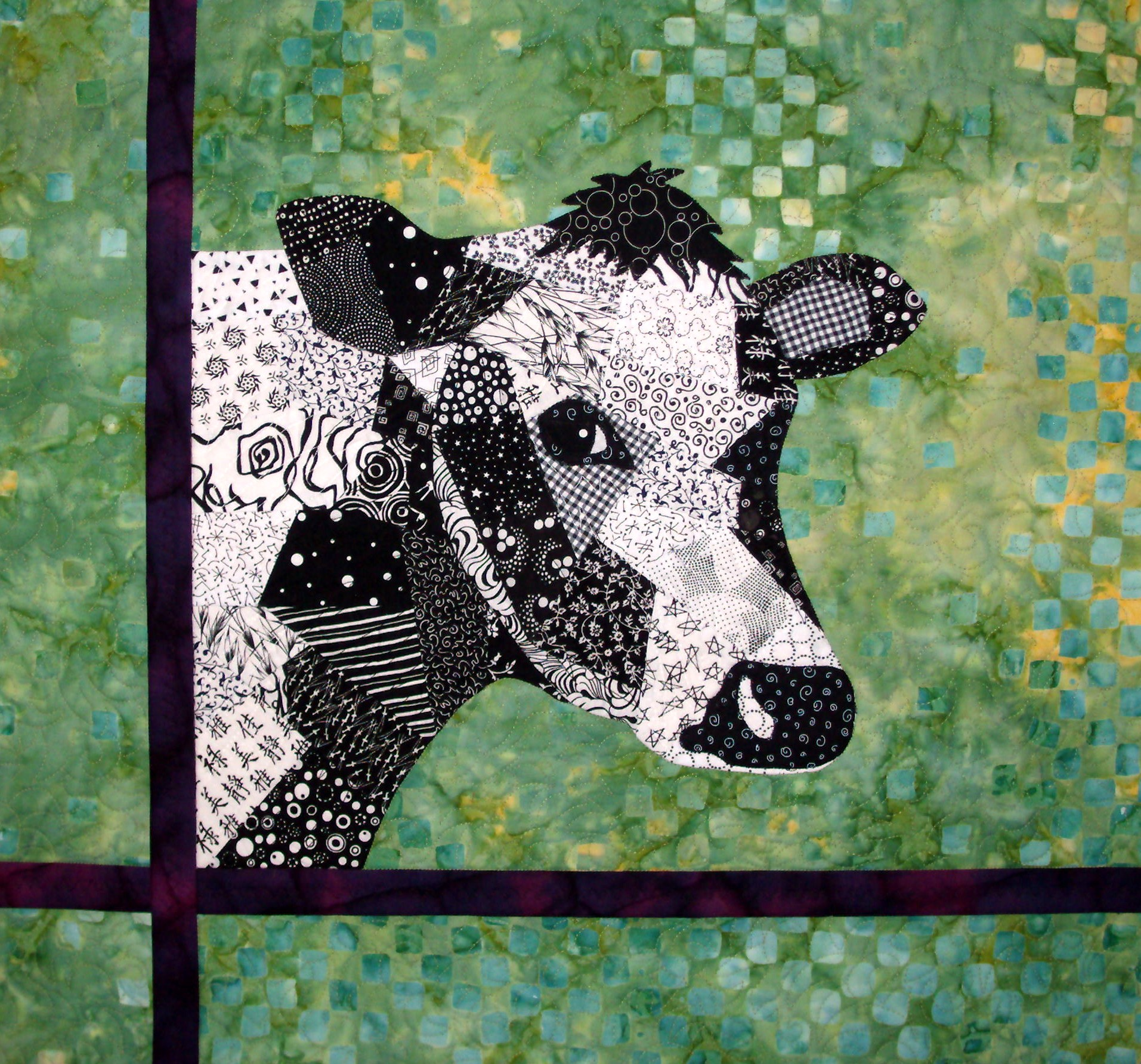 Shelly Burge Contemporary Quilts