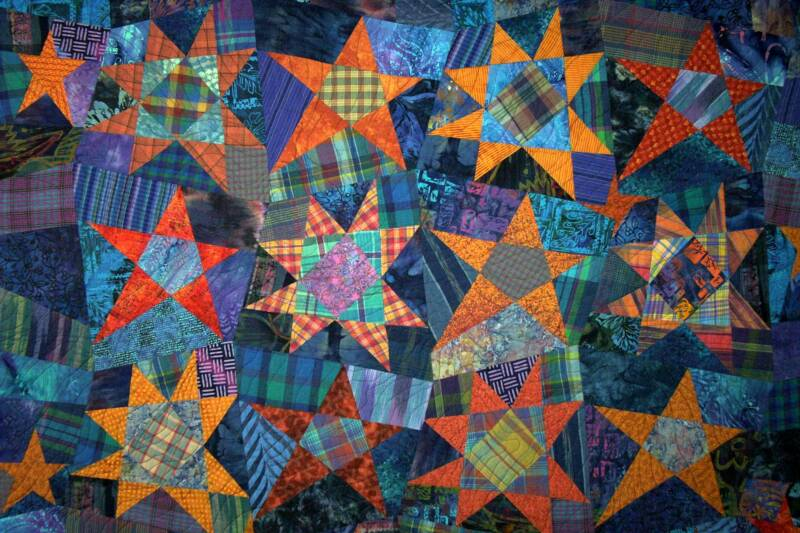 Quilt by Shelly Burge